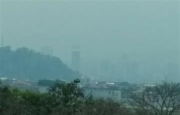 Medellín se declara en alerta roja por contaminación ambiental
