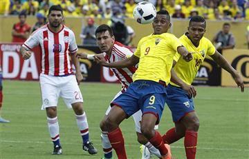 Paraguay vs. Ecuador: Transmisión EN VIVO