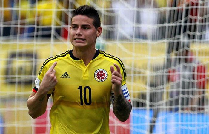 Selección Colombia: Reviva el gol de James Rodríguez