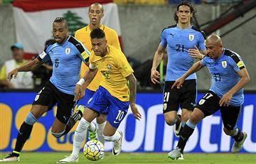 Uruguay vs. Brasil: Previa, datos y alineaciones