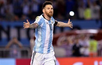 Argentina por fin venció a Chile
