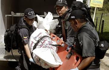 En Cundinamarca hallan cuerpo de joven desaparecido en Bogotá