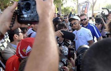 """Hamilton: """"Los entrenamientos para el GP de Australia fueron perfectos"""""""