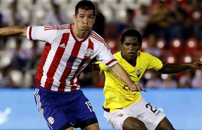 Paraguay ganó a Ecuador en la fecha 13 de las Eliminatorias