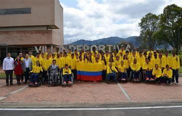Parapanamericanos: Colombia logra por primera vez 100 medallas