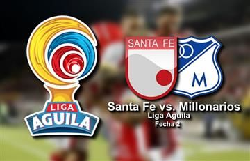 Santa Fe vs. Millonarios: ¿Se jugará o no el partido?