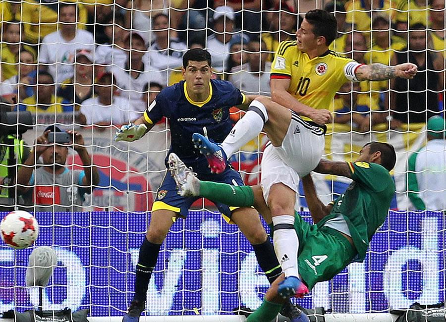 Selección Colombia: Lo que nadie vio de la victoria ante Bolivia