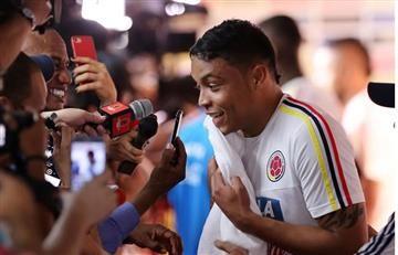 Selección Colombia: Luis Fernando Muriel no estaría contra Ecuador
