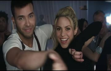 Shakira y Prince Royce lanza el video 'Deja vu'