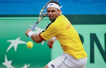 Tenis colombiano recibe mala noticia de cara a Copa Davis