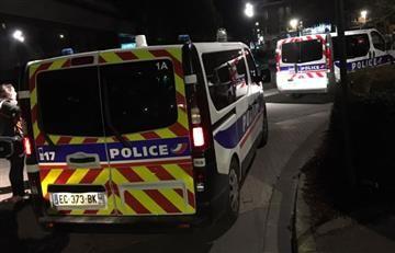Tiroteo en Francia deja varios heridos