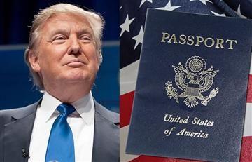 Trump endurece de nuevo la solicitud de visas
