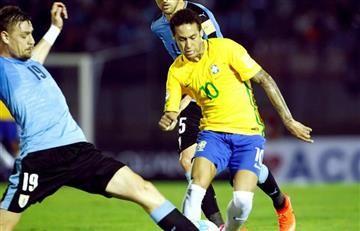 Brasil vuelve a ser Brasil y somete a Uruguay