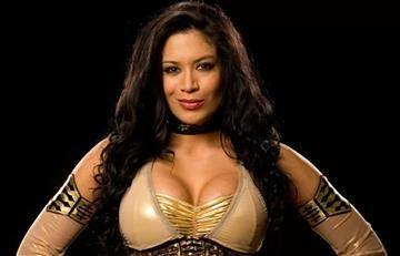 WWE: Siguen las filtraciones de divas desnudas y es el turno de Melina
