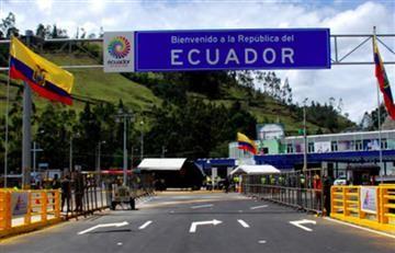 Colombia y Ecuador consolidan estrategia de seguridad fronteriza