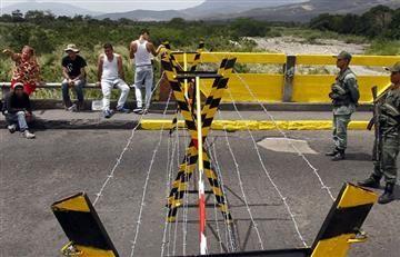 Fuerzas armadas de Venezuela no se retiraron de la frontera