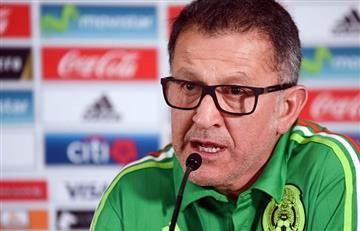 Juan Carlos Osorio lleva a México al primer lugar