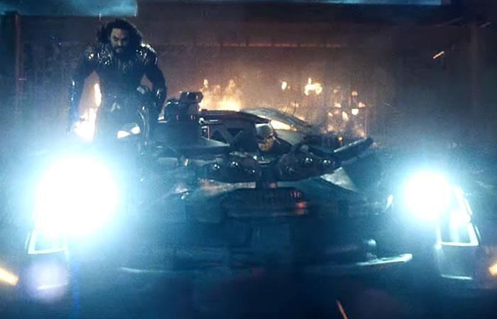 Liga de la Justicia: Brutal trailer emociona a sus fanáticos