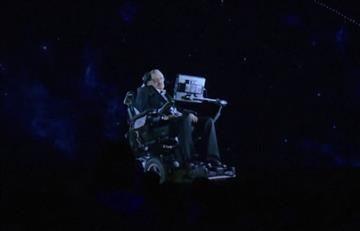Stephen Hawking da una conferencia en Hong Kong sin estar allí