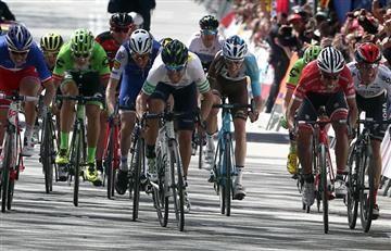 Alejandro Valverde conquistó la Volta a Cataluña mientras que Froome dejó dudas