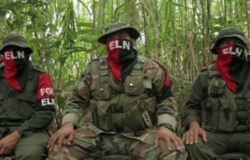 Ataque del ELN deja cuatro muertos en Chocó