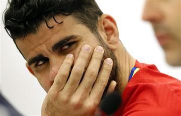 Diego Costa en peligro tras recibir duro golpe