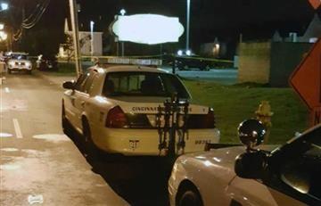 Estados Unidos: Tiroteo en Cincinnati deja un muerto y varios heridos