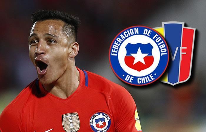Chile vs. Venezuela: Hora y transmisión EN VIVO