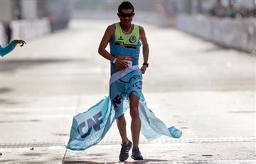 El colombiano José David Cardona se impone en el Maratón CAF