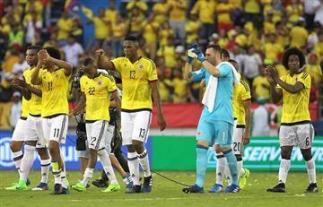 Selección Colombia: Posible alineación para enfrentar a Ecuador
