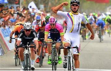 Team Manzana Postobón estará en la Vuelta a España 2017