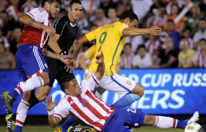 Brasil vs. Paraguay: Transmisión EN VIVO
