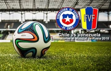 Chile vs. Venezuela: Transmisión en vivo