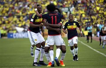 La Selección Colombia volvió a la grandeza de su juego