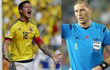 Ecuador vs. Colombia: Conoce el polémico árbitro que pitará el partido