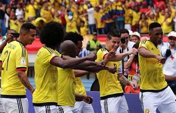 Selección Colombia: alineación oficial con la que jugará ante Ecuador