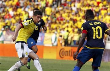 Selección Colombia: ¿Cómo le ha ido frente a Ecuador?