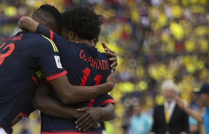 Selección Colombia: Esto fue lo que nadie vio de la victoria ante Ecuador