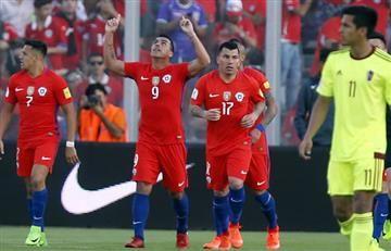 Chile se desquitó con Venezuela