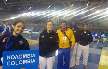 Colombia ganó oro en el Campeonato Mundial de Jiujitsu