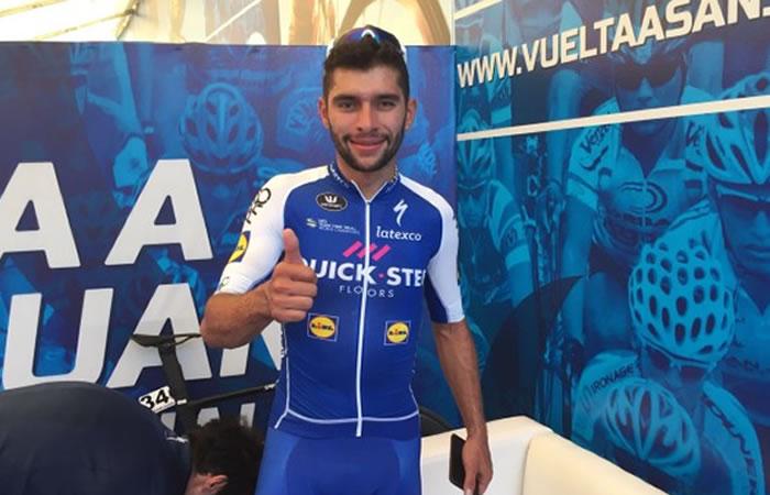 Fernando Gaviria renuncia a los monumentos por el Giro de Italia