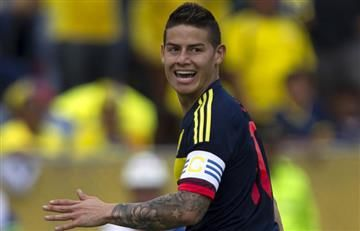 James Rodríguez: Club inglés alista 60 millones de euros para ficharlo