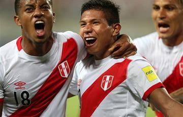 Perú ganó y se pelea por un cupo al Mundial de Rusia