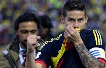 Selección Colombia: Así quedó en la tabla de clasificación