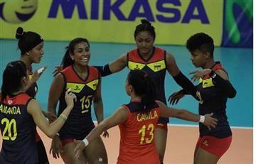 Colombia a por la clasificación en Copa Panamericana U18 de Voleibol