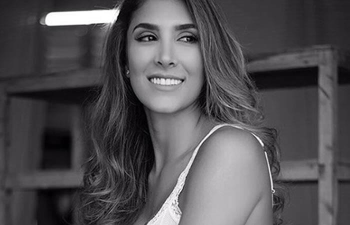 Daniela Ospina encendió las redes con estas sensuales fotos