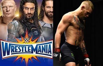 La WWE podría dar esta gran sorpresa en Wrestlemania 33