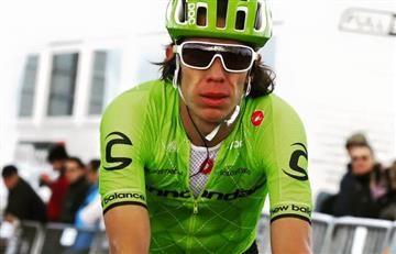 Rigoberto Urán denuncia atropello a un familiar ciclista con fuertes imágenes