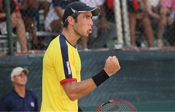 Struvay reemplazará a Falla en la Copa Davis
