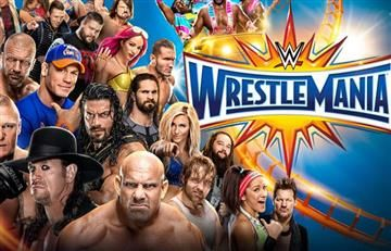 WWE: Wrestlemania 33 confirma su cartel oficial